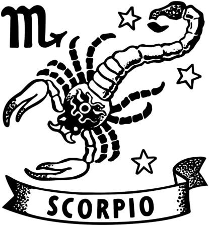 stingers: Scorpio