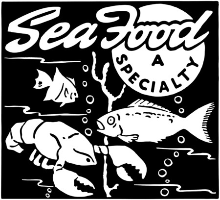 dinners: Seafood