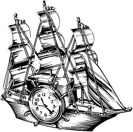 timepieces: Ship Clock