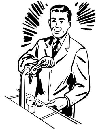 Soda Jerk 2 向量圖像