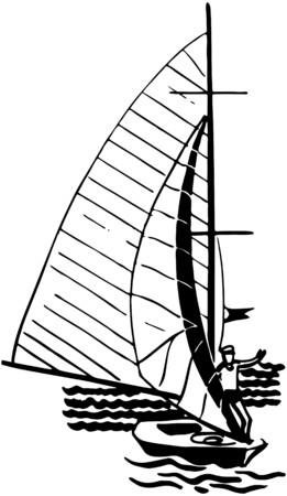 solo: Solo Sailboater