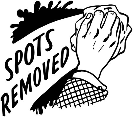 removed: Spots Removed