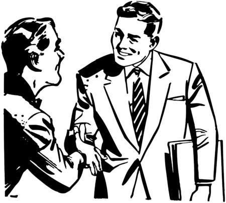 poign�es de main: Les hommes se serrant la main
