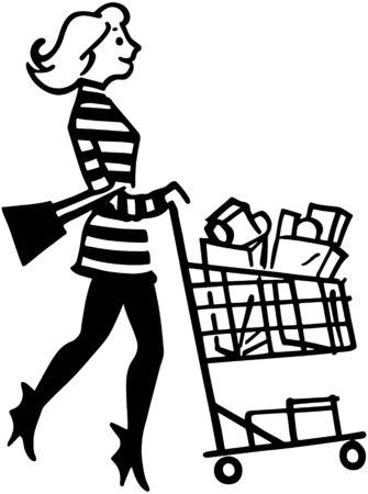grocers: Mod Shopper
