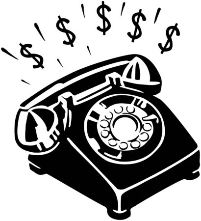 telefon: Pieniądze Telefon