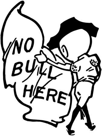 No Bull Here
