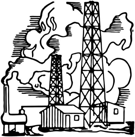 wells: Oil Field