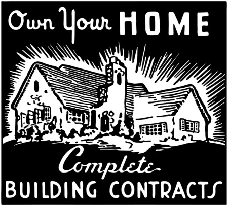 homeowners: Own Your Home 2 Illustration
