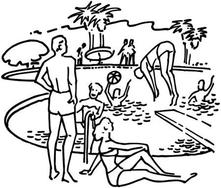 poolside: Poolside Fun