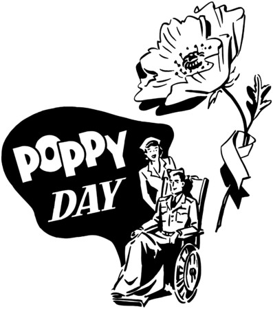 tough man: Poppy Day