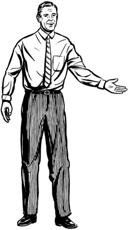 Presentation Man