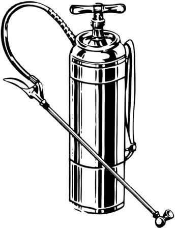 garden maintenance: Pump