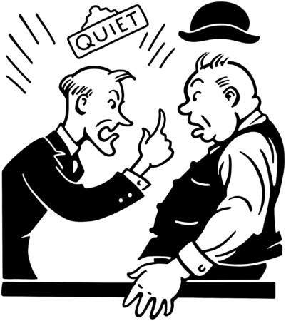 arguments: Quiet