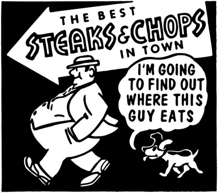 tubby: Steaks And Chops 4