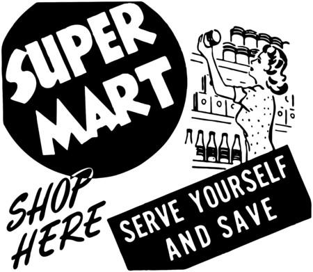 grocers: Super Mart