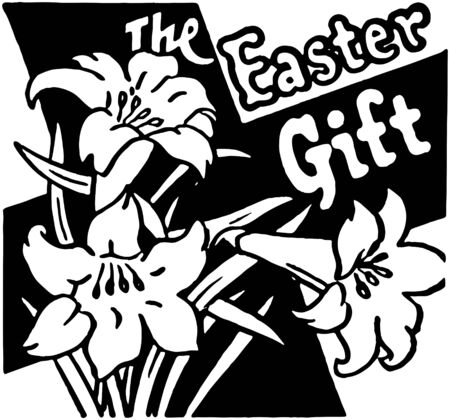 The Easter Gift Vector