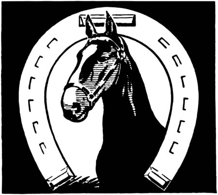racehorses: The Winnng Horse