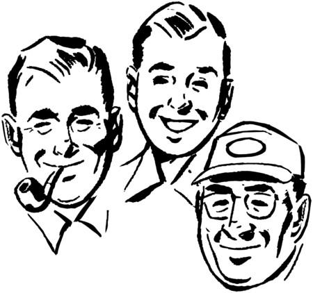 Three Swell Guys