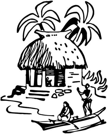 carribean: Tiki Hut