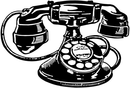 telefono antico: Retro Telefono 2