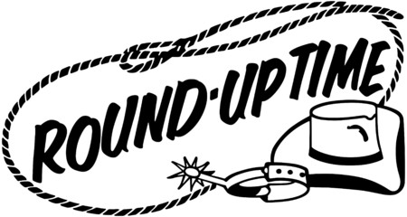 headings: Round Up Time Banner