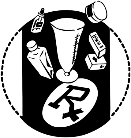 medical supplies: RX With Medical Supplies
