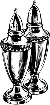 giftware: Salt And Pepper Shaker