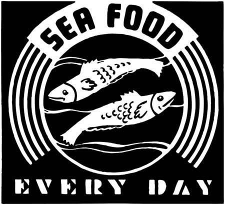 dinners: Seafood Every Day
