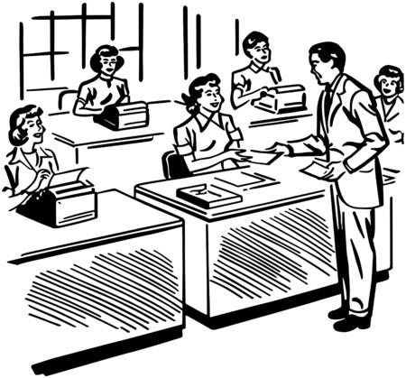 secretarial: Secretarial Pool