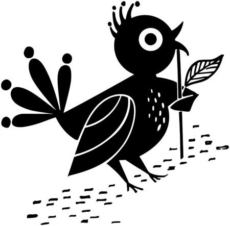 robins: Singing Bird