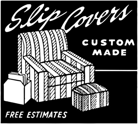 Slip Covers Vector