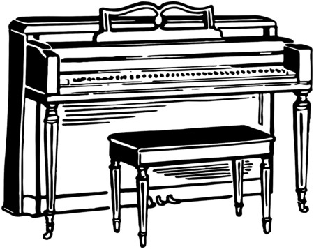 scalable: Upright Piano