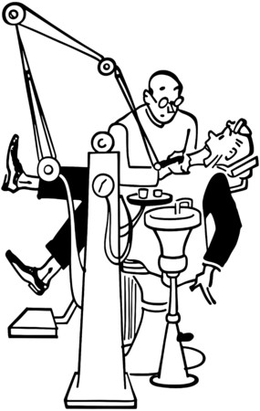 patients: Visit To The Dentist