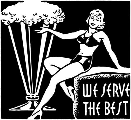 gals: We Serve The Best