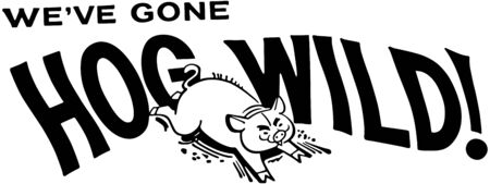 headings: Weve Gone Hog Wild!