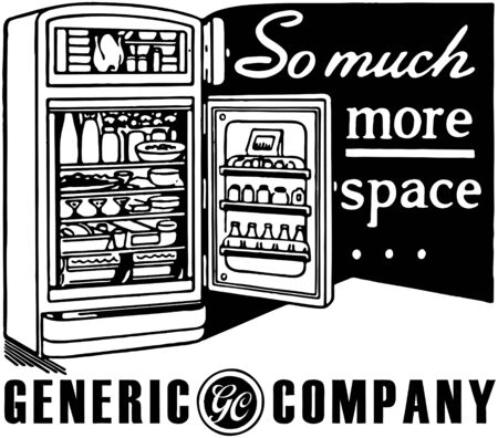cold storage: So Much More Space