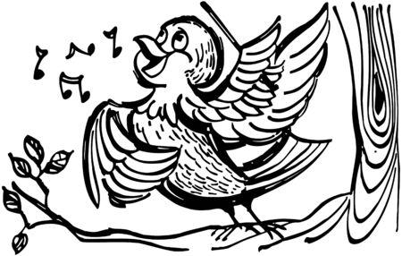 Songbird Vector