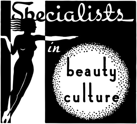 Specialists In Beauty Culture Фото со стока - 28345754