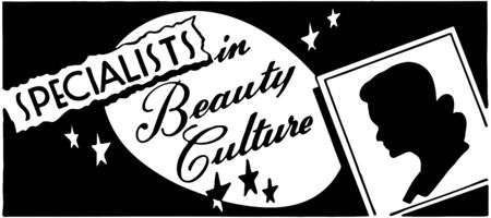 Specialists In Beauty Culture 3 Иллюстрация