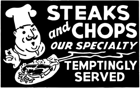dinners: Steaks And Chops 3