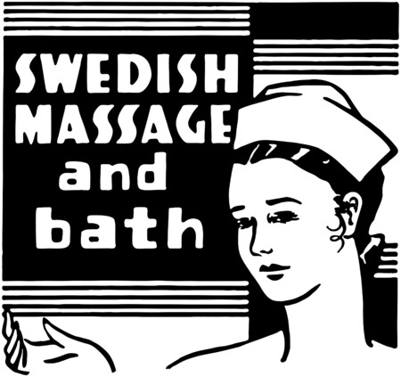 masseuse: Swedish Massage And Bath
