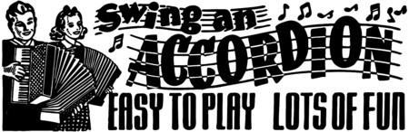 serenading: Swing An Accordion