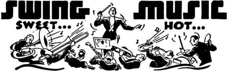 trombones: Swing Music