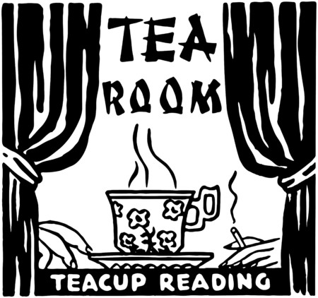 dinners: Tea Room 2