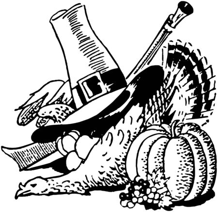 quaker: Thanksgiving Collage