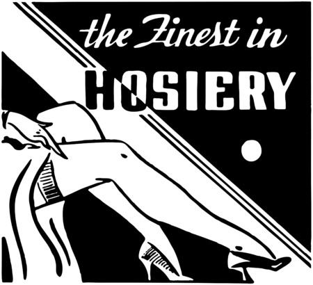 sexy stockings: The Finest In Hosiery