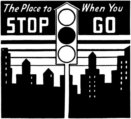 stoplights: The Place To Stop