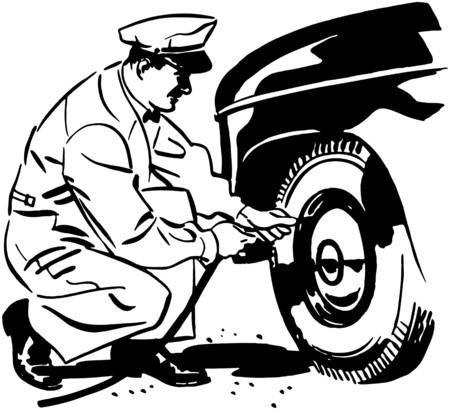 under pressure: Tires Under Pressure