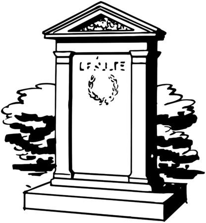 engravings: Tombstone 2