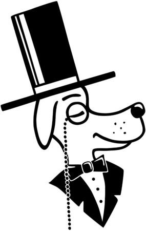 top hat: Top Dog